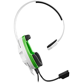 Turtle Beach Recon Chat White Headset - Xbox One, PS4 and