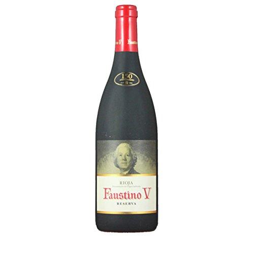 faustino v Faustino V Tinto Reserva 2010 trocken (0,75 L Flaschen)