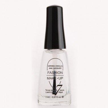 Fashion Make-Up FMU1400101 Vernis à Ongles Classic N°101 Transparent 11 ml