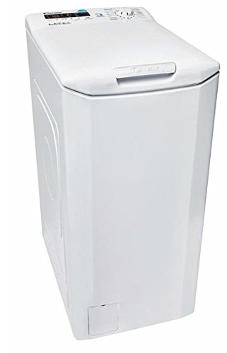 Candy CST 360D/1-84- Lavadora blanca, de libre instalación, carga superior de 6kg,...