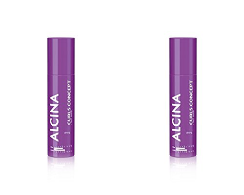 Alcina Curls Concept 2x100ml