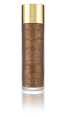 St.Tropez Self Tan Luxe Dry Oil, 100ml (Tanner Tropez)