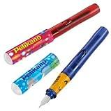 Pelikano Junior Schreiblernfüller, blau oder rot