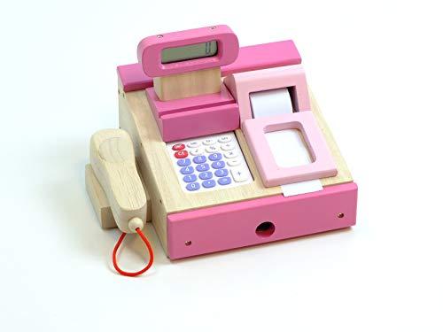 Estia Cash Spielzeug mit Scanner und Taschenrechner (Rosa)