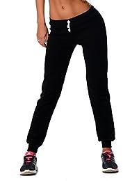 EloModa® Jogging Hose Sport Hose BW mit Lycra, Gr. S M L XL XXL 3XL, p1010