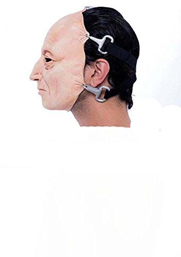 SPIEL DER KÖNIGE MASKE=SUPER WEICHE GUMMI MASKE FÜR SÄGEN VERKLEIDUNGS (The Billy Kostüme Puppet)