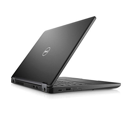DELL Latitude 5480 2 50GHz i5-7200U 14  1366 x 768pixels Black Notebook