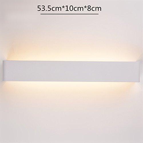 TOYM-LED Moderne minimaliste lampe de mur lampe de chevet artisanale personnalité