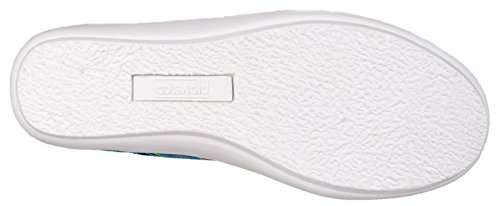 Cotswold Chedworth Mesdames Plain Canvas chaussures Turquoise