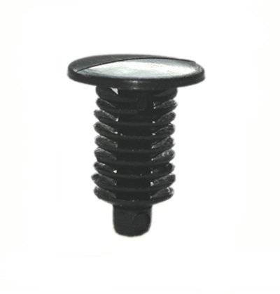 Attache Rivet fixation Clip Weatherstrip(10x12x6mm)-Nylon (pour Chrysler #6502328, Dodge Ram 1994-Onward, GM 1974-Onward #20699808 ) (Pack of