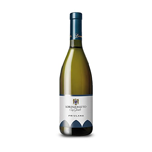 Friulano doc vino bianco - cantina lorenzonetto - cl.75