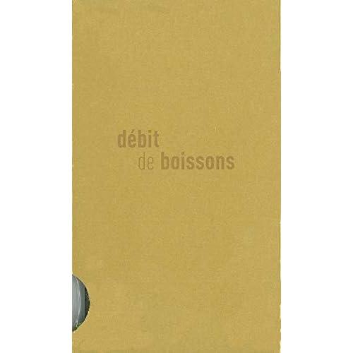 Coffret Debit de Boissons: Comprend 4 Titres