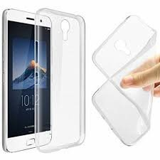 CLASSICO Set of Two Crystal Clear Soft Transparent Back Covers For Lava Iris X8  available at amazon for Rs.126