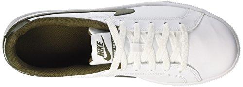 Nike Court Royale, Scarpe da Ginnastica Uomo Bianco (White/Cargo Khaki)