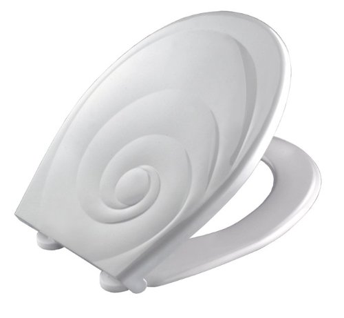 Cornat KSBE00 Bene WC-Sitz, weiß