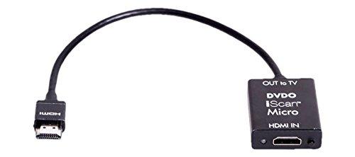 DVDO iScan Micro Pro Kabel für Hochskalierung 4K