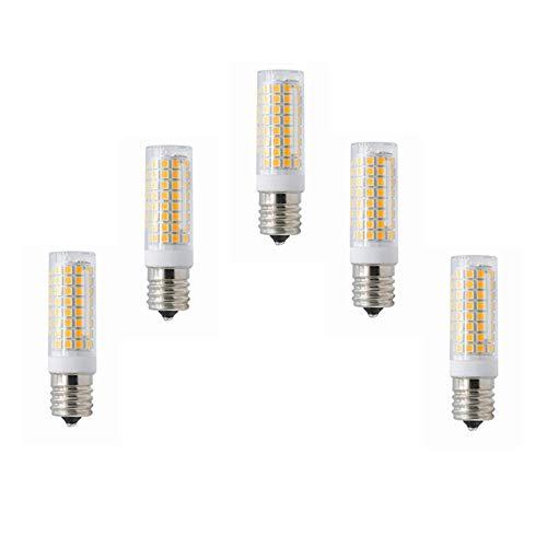 Jasmin FS Lampadina a LED con Risparmio Energetico E17 Bombilla LED Regulable...