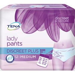 TENA LADY Pants Discreet plus M 72 St