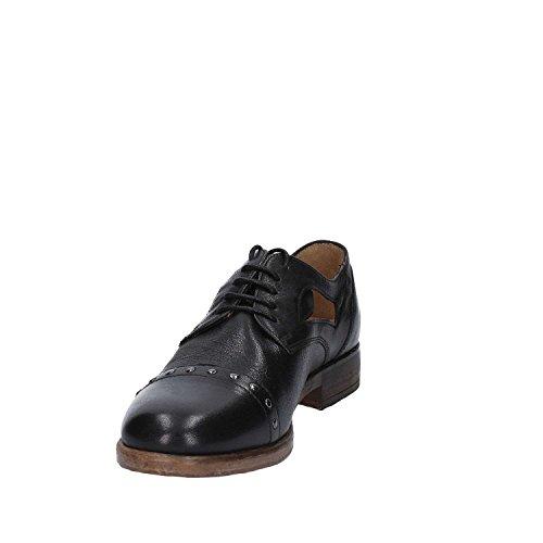 MARITAN 111918 Chaussures lacets Femmes Noir