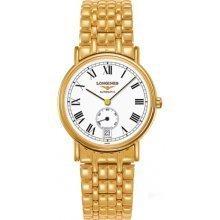 Longines la Grand Classic automatico esposizione della orologio da uomo di grandi dimensioni 38.5mm