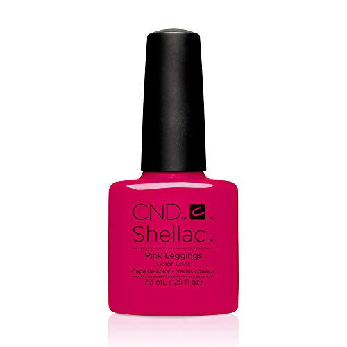 CND Shellac Pink Leggings, 7.3 milliliters -