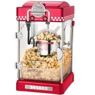 Great Northern Popcorn 2-1/2-Ounce Red Tabletop Retro Style Compact Popcorn Popper Machine with Removable Tray