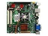 Point of View ION-MB330 Mainboard Sockel 441 Mini-ITX HDMI DVI G-LAN