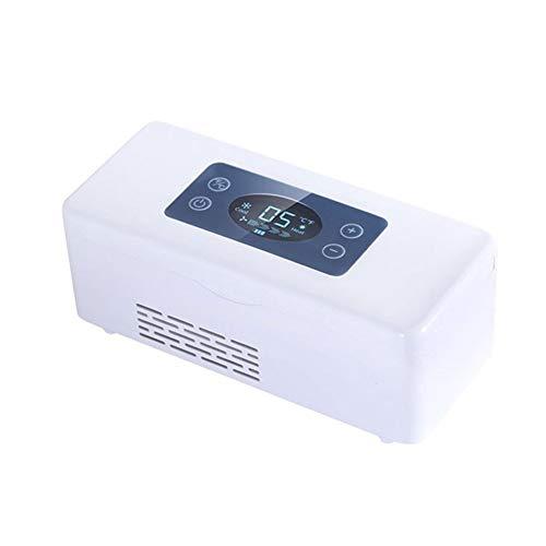 BYNNCR Refrigerador Portátil De Insulina For Refrigerador De Coche 2-25 ° Termostato...