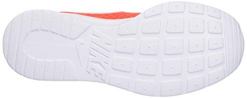 Nike  Wmns Tanjun, Entraînement de course femme Multicolore - Multicolore (Total Crimson/White)