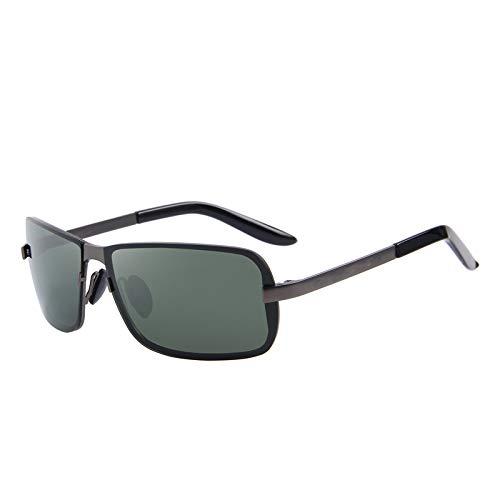 YLYZJH CR-39 Sonnenbrillen Herren HD Polarisierte Sonnenbrillen für Herren UV400