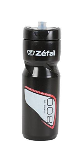 Zefal Zéfal 155E Trinkflasche Sense M65 650ml, Schwarz (1 Stück) (Zefal Trinkflasche)