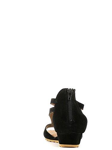 KEYS 5071 Sandalo Donna Nero