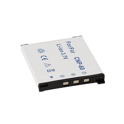Qualitäts Akku für Casio EX-Z85 Exilim EX Z85 , LiIon , Li-Ion , 100% passend, Batterie Camcorder, Video, Digital Kamera