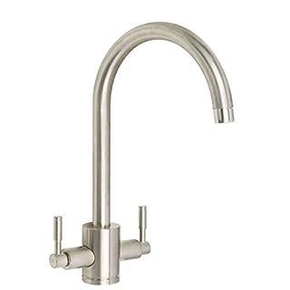 Rangemaster Aquatrend Brushed Kitchen Sink Mixer Tap TRE1BF