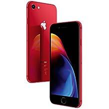 "Apple iPhone 8 SIM única 4G 64GB Rojo - Smartphone (11,9 cm (4.7""), 64 GB, 12 MP, iOS, 11, Rojo)"