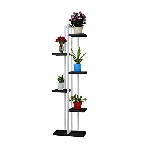 Speicher-einheit-kombination (Blumenregale für Wohnzimmer Einfache Art-hölzerner Betriebsblumen-Stand, Betriebsanzeigen-Leiter-Regal-Blumentopf-Gestell-Speicher-Gestell-Anzeigen-Fach-Einheit für Innen- und im Freiengebrauch)