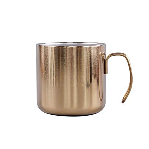 Lm vino in acciaio inox bicchieri, bicchieri calici tazza di caffè,adatto per bar ristorante ktv,b