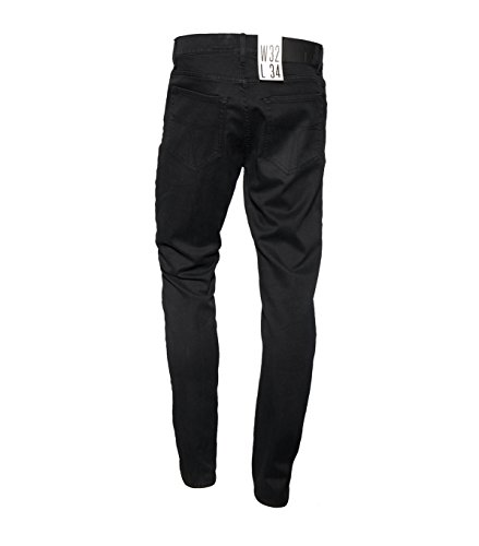 TIGER OF SWEDEN Herren Jeans Evolve in Schwarz hurl 050