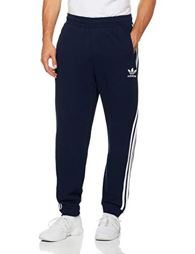 adidas Herren 3-Stripes Hose, Collegiate Navy, M