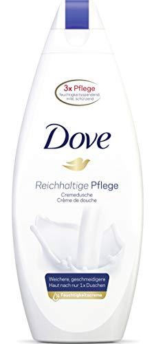 Dove Cremedusche Reichhaltige Pflege Duschgel, 6er Pack(6 x 250 ml)