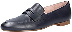 Paul Green 2593 Damen Slipper Blau, EU 40