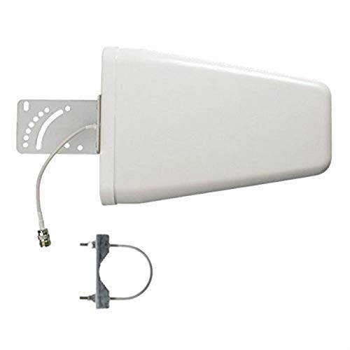 Buy GraspaDeal Directional Cellular Periodic Antenna 698-2700 MHz 12dBi 2G 3G 4G 5G Wide Band Log (LPDA) Outdoor with N Female Connector online in India at discounted price