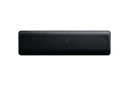 Razer - Ergonomic Keyboard Rest - Worlds Most Comfortable Wrist Rest for Gamers and Typists - Compact Size