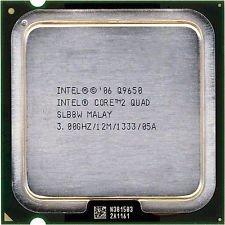 Intel Core 2 Quad Q9650 Prozessor (3.0GHz, 12 MB, Sockel gebraucht kaufen  Wird an jeden Ort in Deutschland