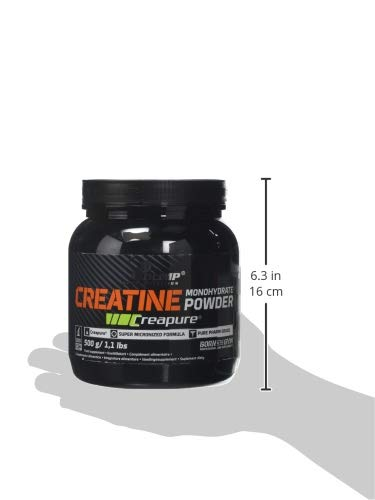OLIMP SPORT NUTRITION Creatine Creapure Monohydrate 500 g – (Packaging may vary)