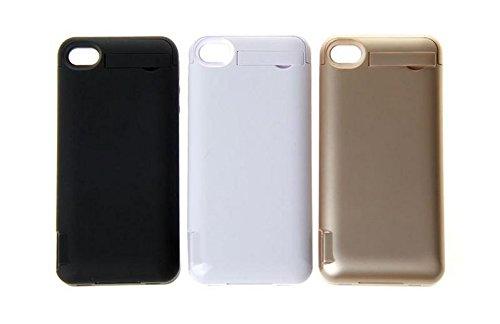 GDS iPhone 4/4s. intégré/Mobile power. de charge treasure. Téléphone portable boîtier doré
