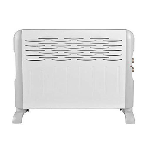 Riscaldatore impermeabile per bagno, riscaldamento a doppio uso nella vasca, stendino posteriore, protezione da surriscaldamento e ribaltamento, per ufficio e uso domestico