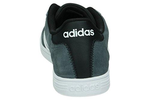adidas Vlcourt, Baskets Basses Homme Gris
