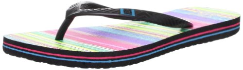 DC Shoes SPRAY GFK D0303363, Infradito donna, Multicolore (Mehrfarbig (MULTIPLE)), 40.5
