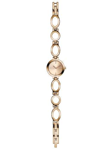 s.Oliver 0 - Reloj de cuarzo para mujer, con correa de acero inoxidable, color 0